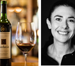 SommelièreWayveschenkt den Gästen des Ellerman House reinen Wein ein